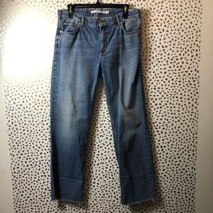 & OTHER STORIES bootcut blue jeans SIZE 30